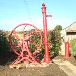 Pompe hameau de Bréhainville