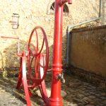 Pompe rue Jean Moulin